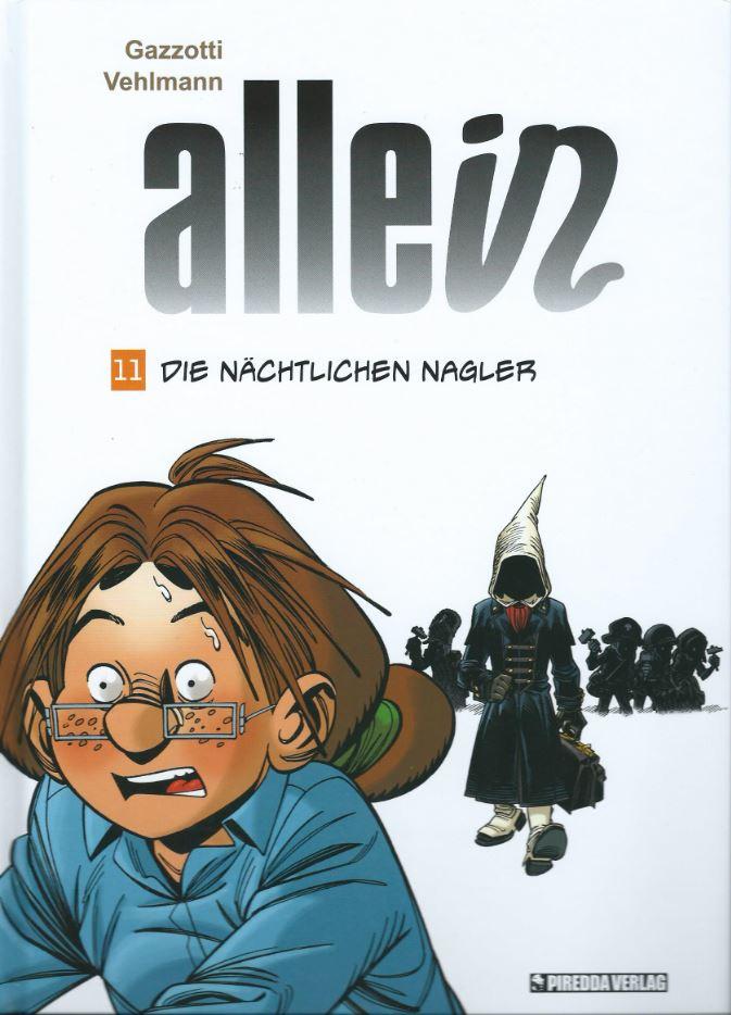 Cover Allein 11