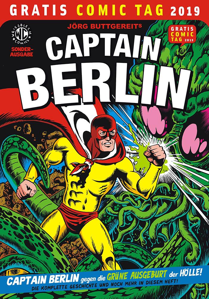 Cover GCT 2019 Captain Berlin
