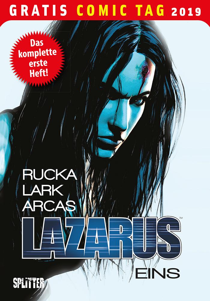 cover GCT 2019 Lazarus