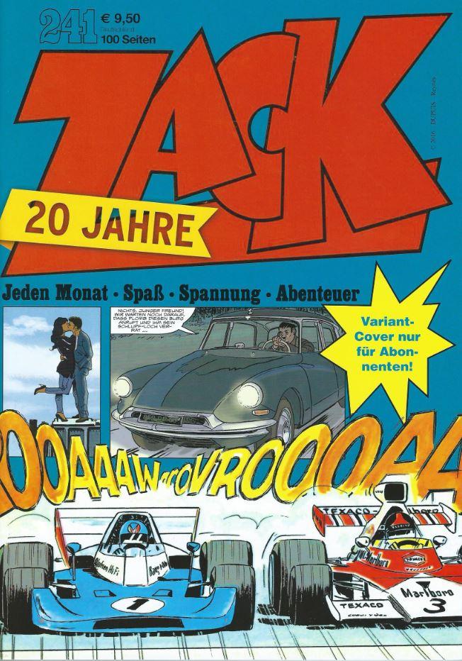 Variantcover ZACK 241