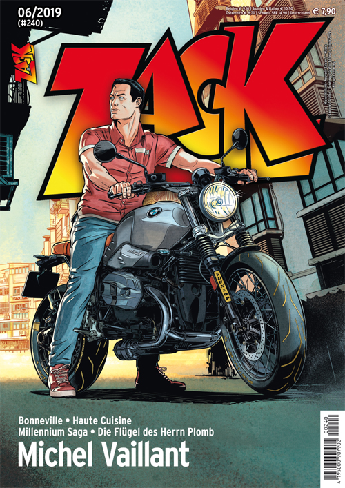 Cover ZACK 240