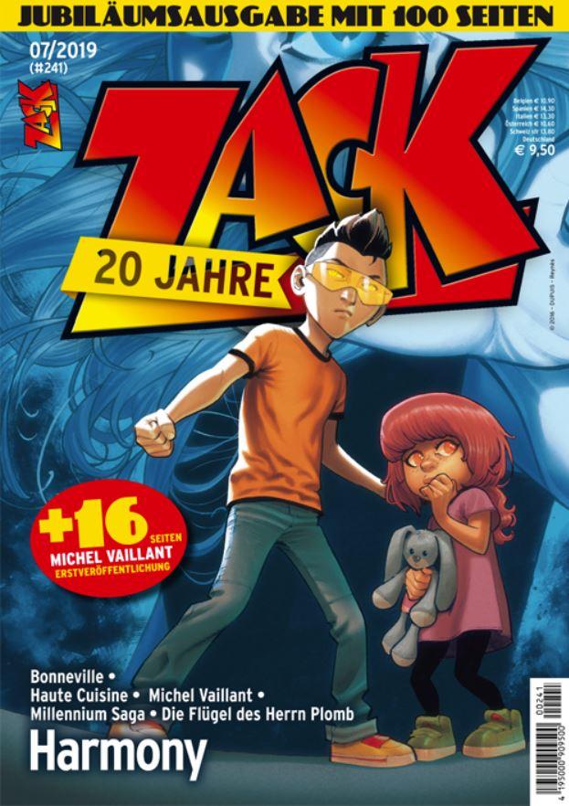 Cover ZACK 241