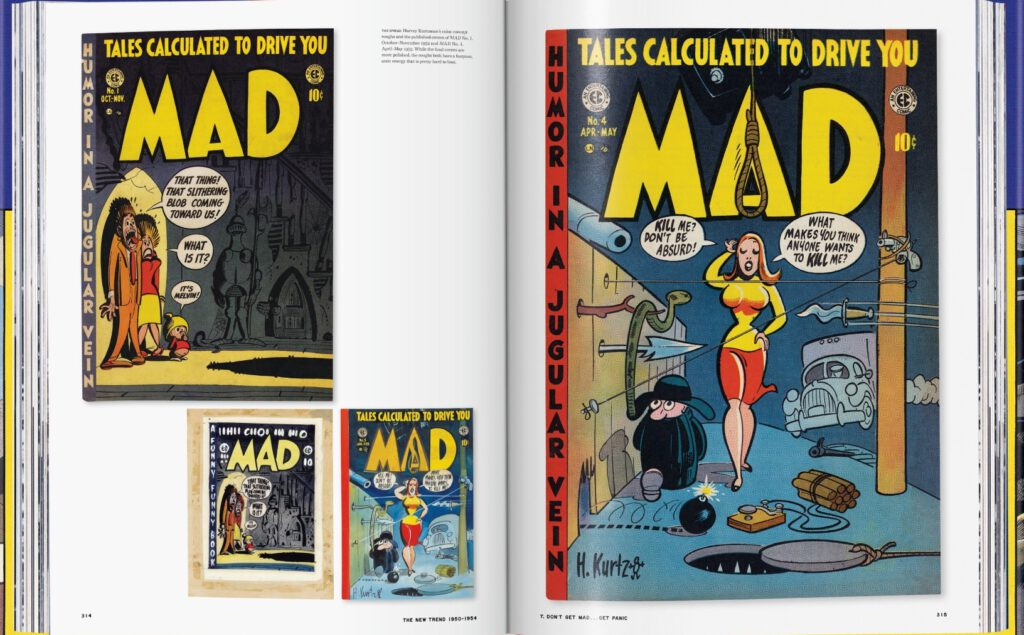4 MAD Cover