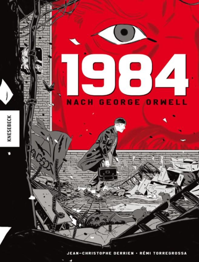 Cover 1984-Knesebeck Verlag