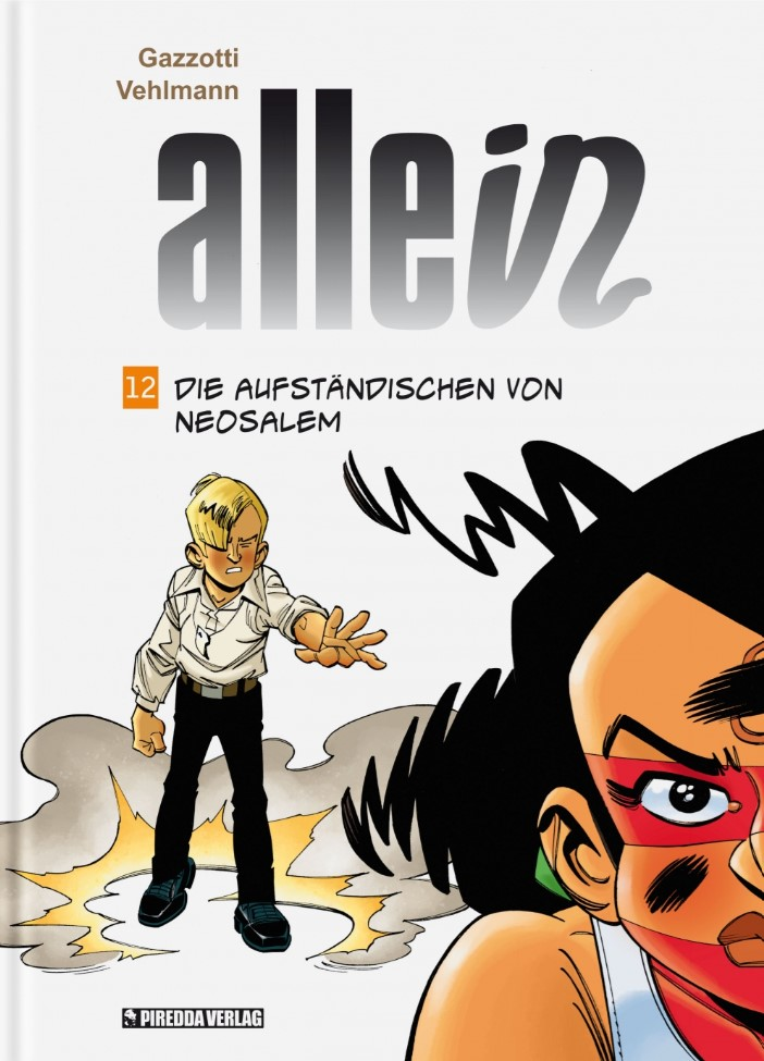 Cover Allein 12