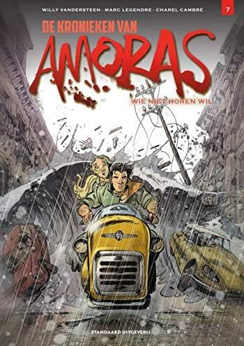 Kronieken van Amoras 7 Cover