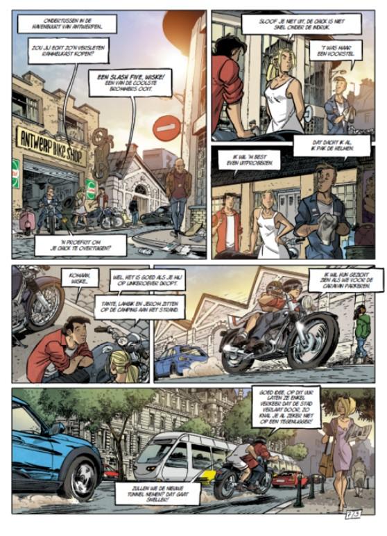 Kronieken van Amoras 7 page 3