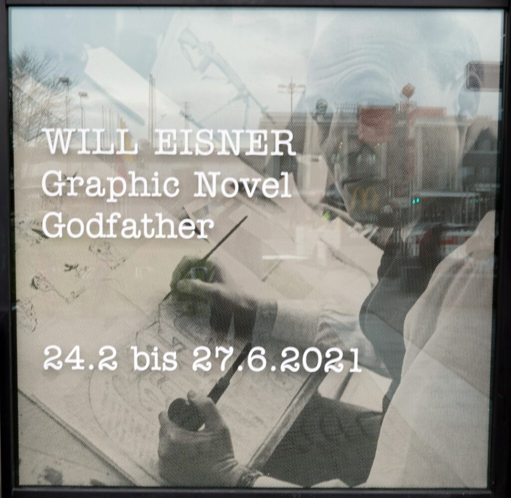 Ausstellung Will Eisner, Godfather der Graphic Novel 2