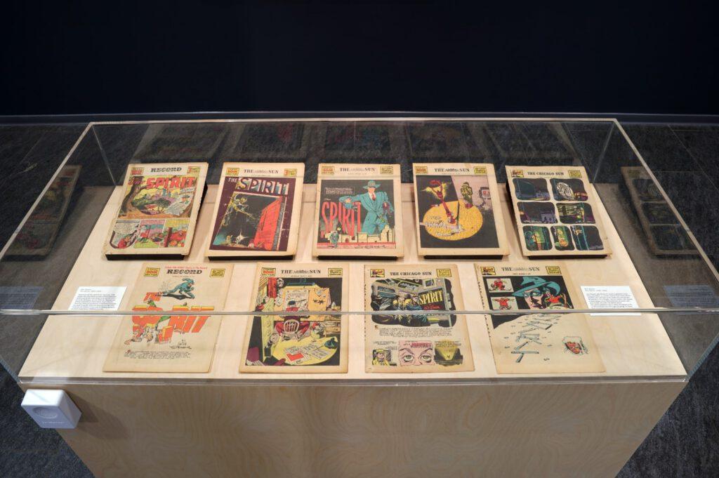 Ausstellung Will Eisner, Godfather der Graphic Novel 4