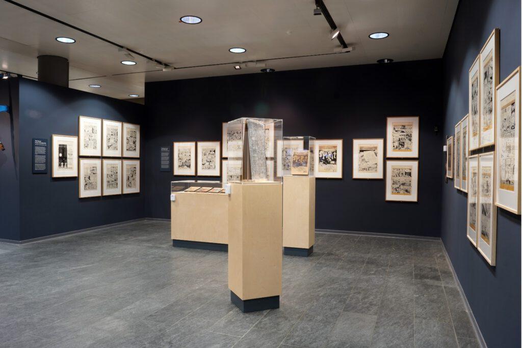 Ausstellung Will Eisner, Godfather der Graphic Novel 1