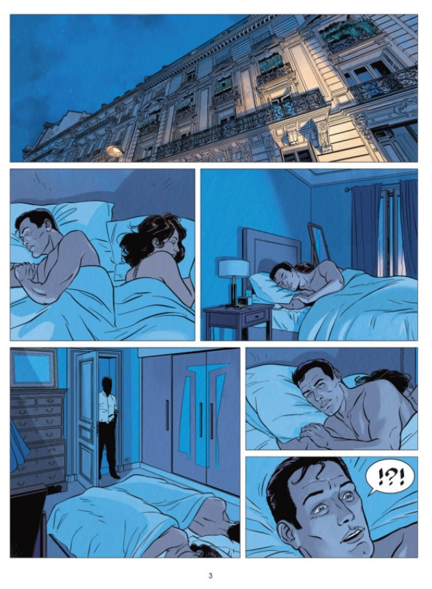 Michel Vaillant Staffel 2 Band 8 page 3