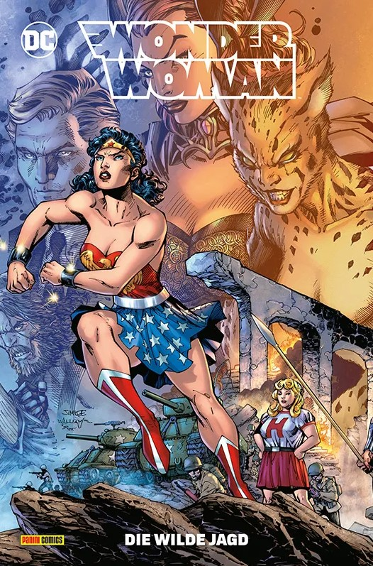 Cover Wonder Woman Sammelband 13