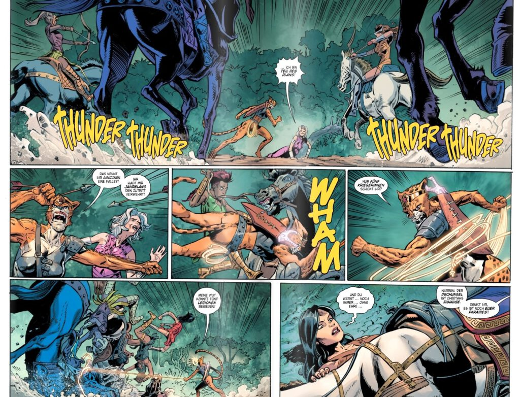 Detail Wonder Woman Sammelband 13