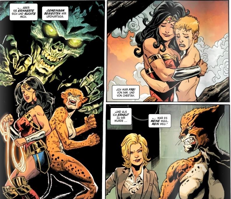 Detail Wonder Woman Sammelband 13