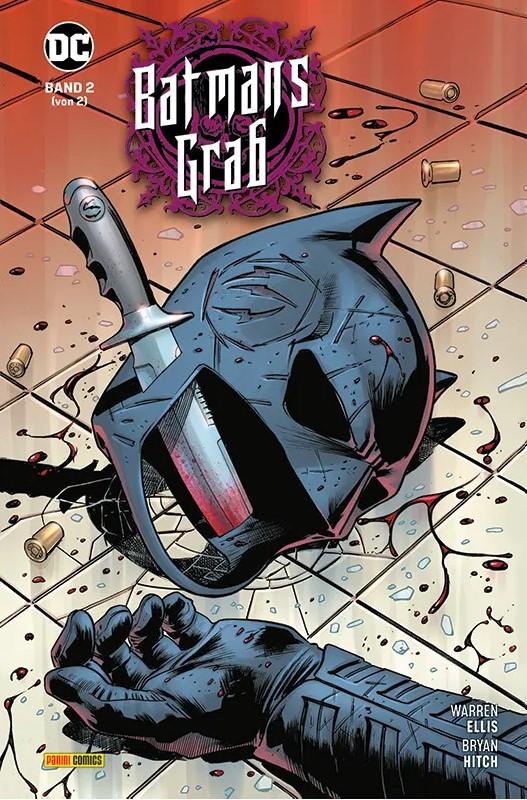 Batmans Grab 2 Variantcover