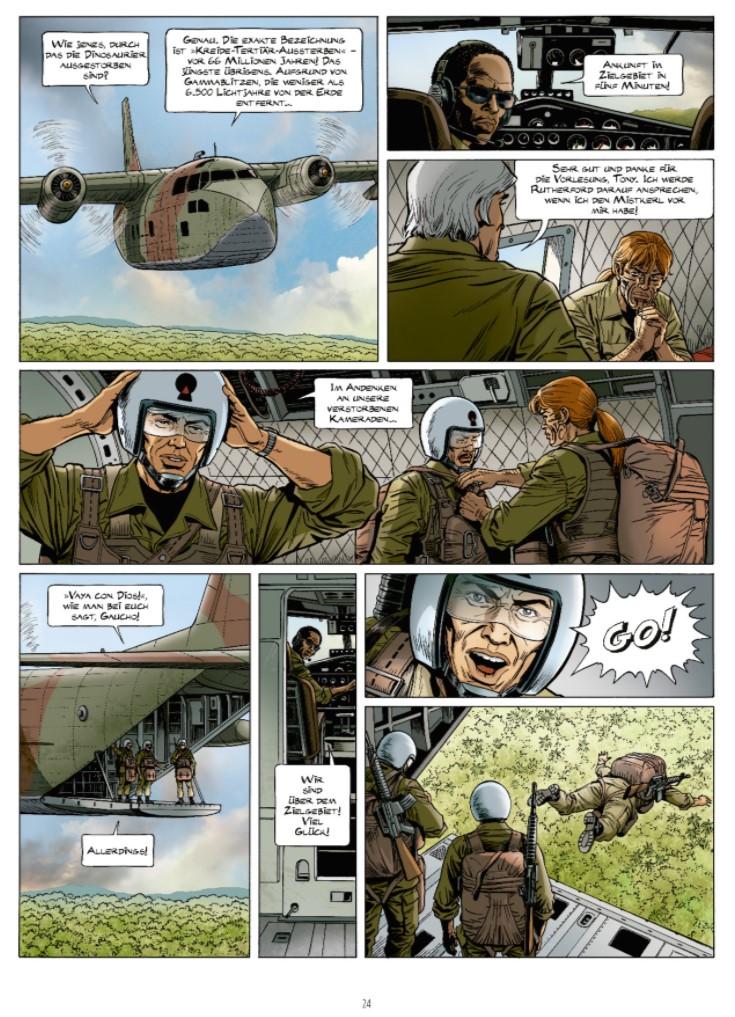 Aymond Bollée Bruno Brazil neuen Abenteuer 2page 24