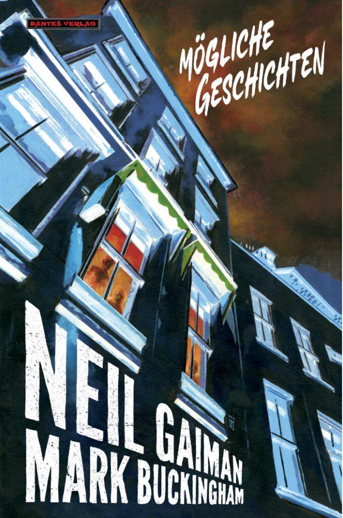 Cover Gaiman/Buckingham Mögliche Geschichten