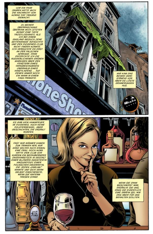 Gaiman/Buckingham Mögliche Geschichten page 2