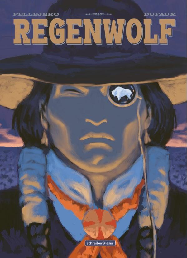 Cover Dufaux Pellejero Regenwolf