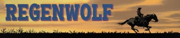 Banner Regenwolf