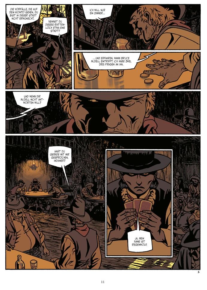 Dufaux Pellejero Regenwolf page 11