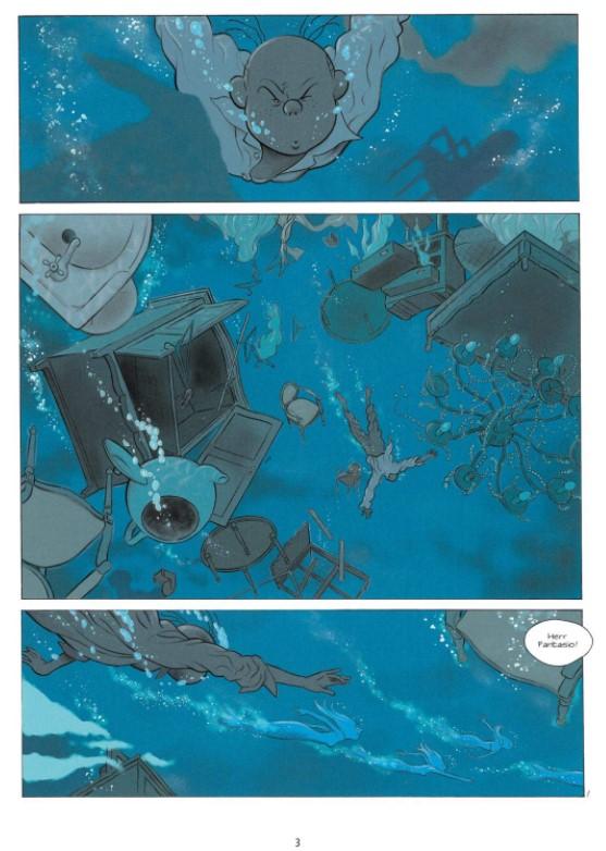 Spirou und Fantasio Spezial 32 page 3