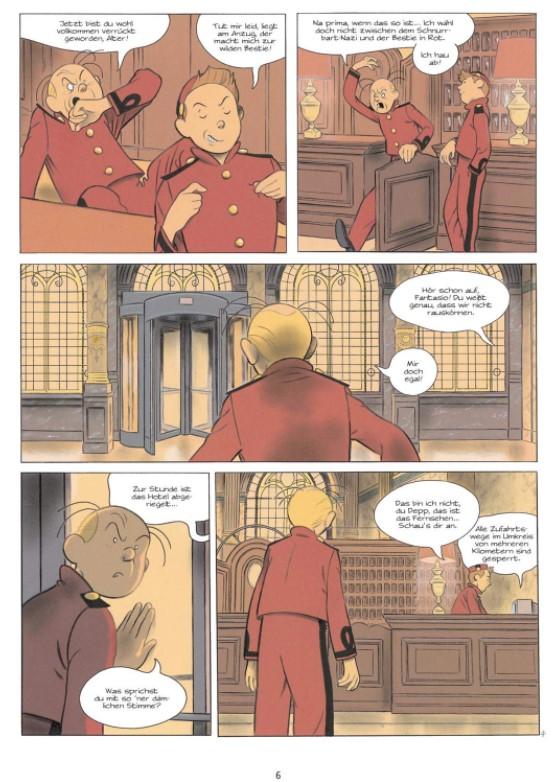 Spirou und Fantasio Spezial 32 page 6