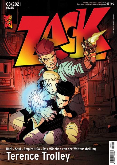Cover ZACK 261