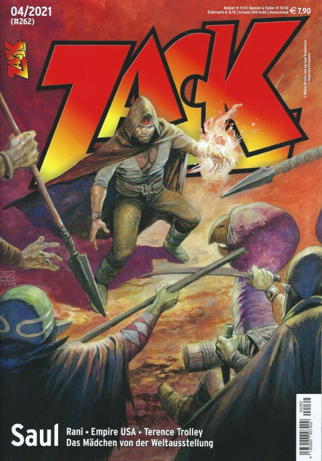 Cover ZACK 262