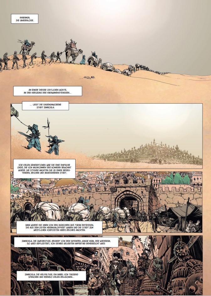 Conan der Cimmerier 9 detail page 3