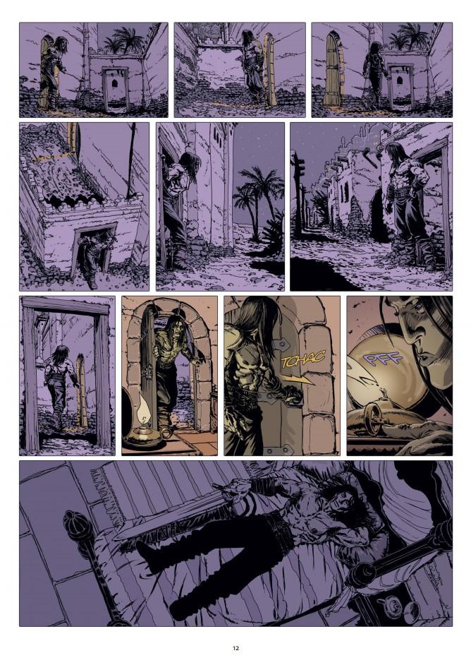 Conan 9 detail page 12