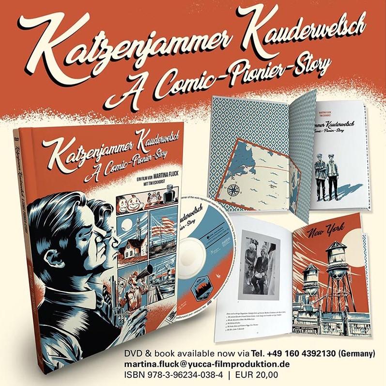 Cover Katzenjammer Kauderwelsch