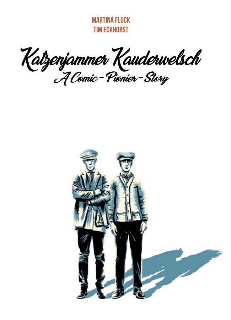 Detail Cover Katzenjammer Kauderwelsch