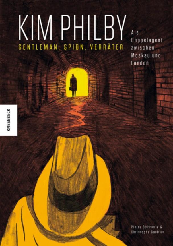 Cover Kim Philby Gentleman, Spion, Verräter