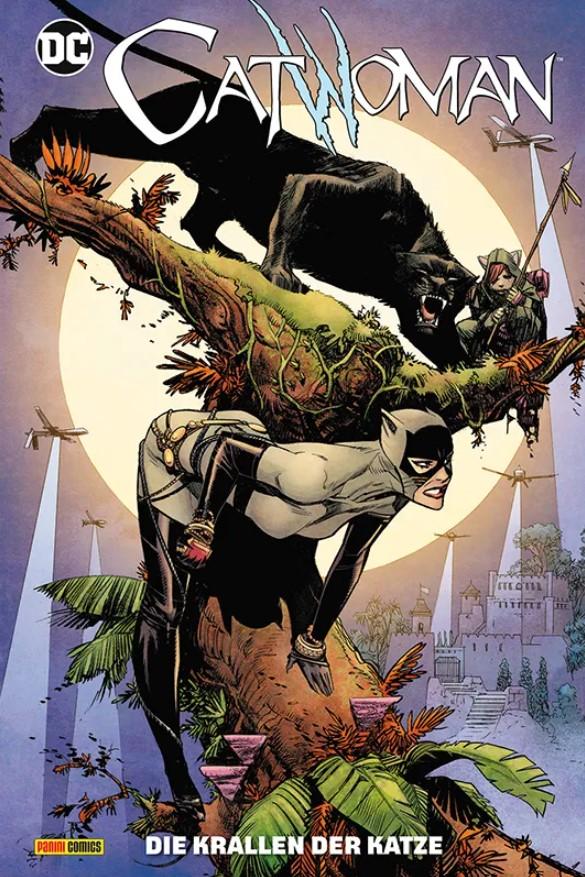 Cover Northcott/Ram V/Blanco – Catwoman 4