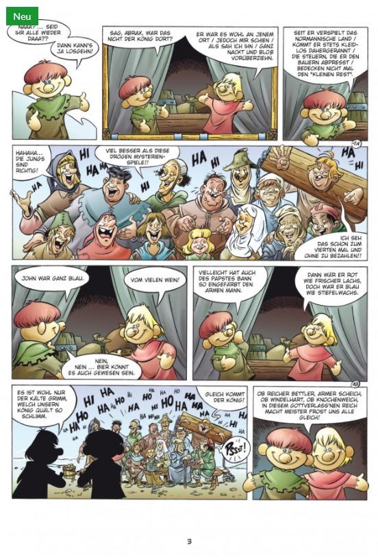 Abenteuer mit Robin! - page 3
