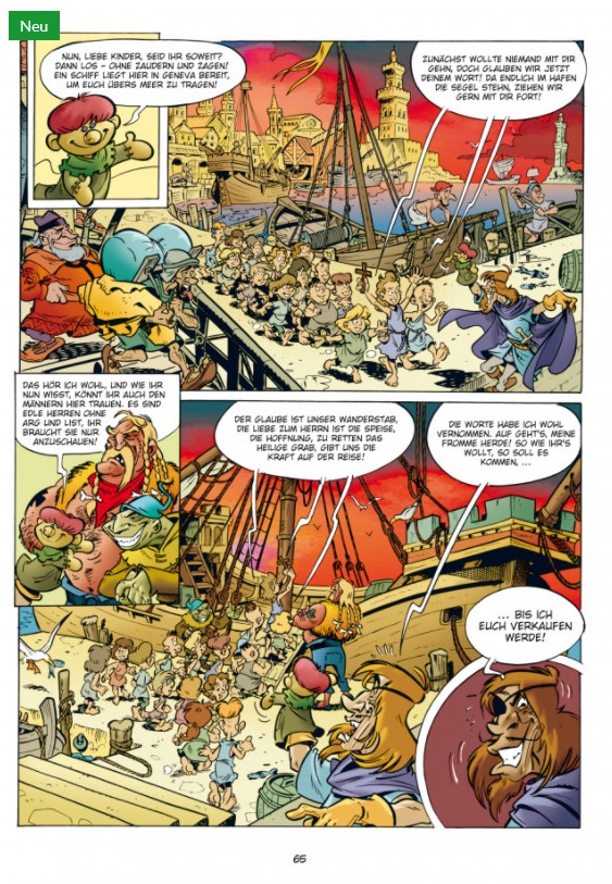 Abenteuer mit Robin! - page 65