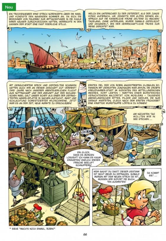 Abenteuer mit Robin! - page 66