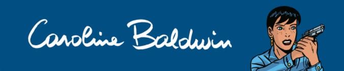 Serienbanner Caroline Baldwin