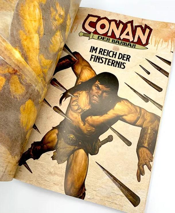 Detail Conan der Barbar 3