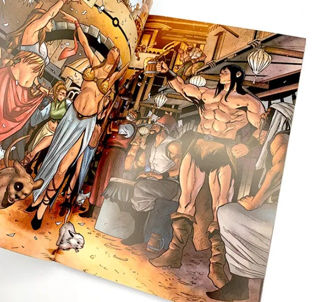 Conan der Barbar 3 page 4