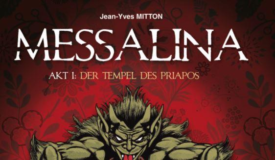 Messalina Cover Band 1