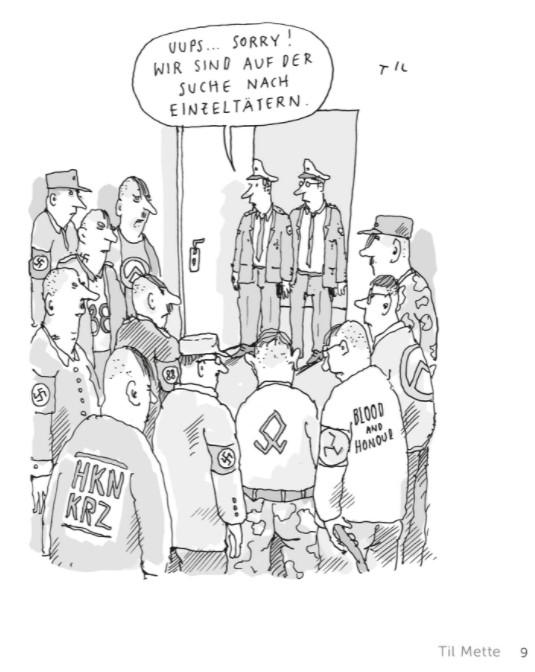 Satire gegen Rechts page 9