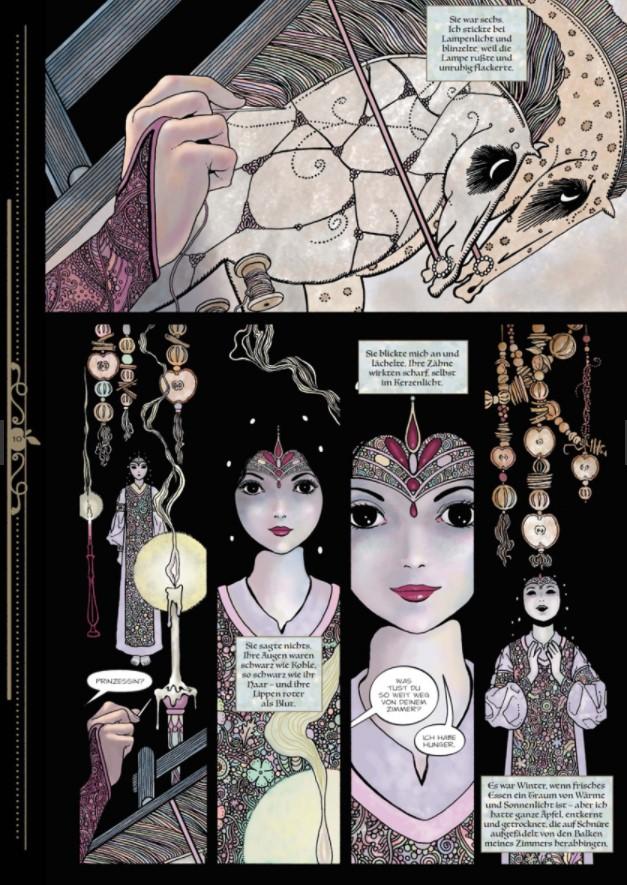 Doran Gaiman detail page 10