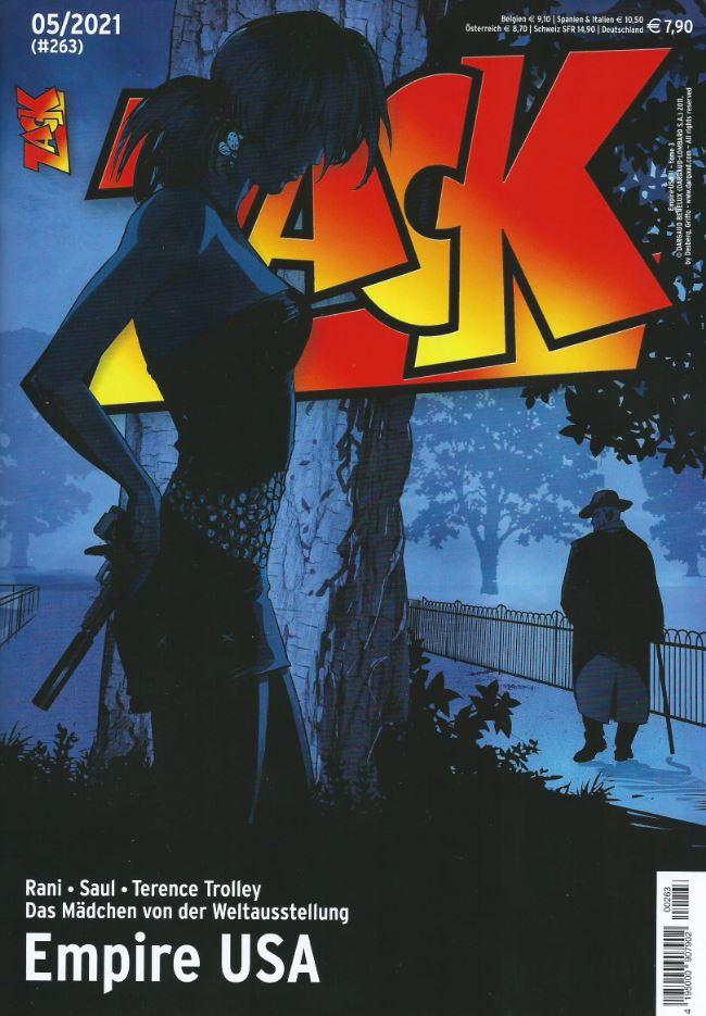 Cover ZACK 263