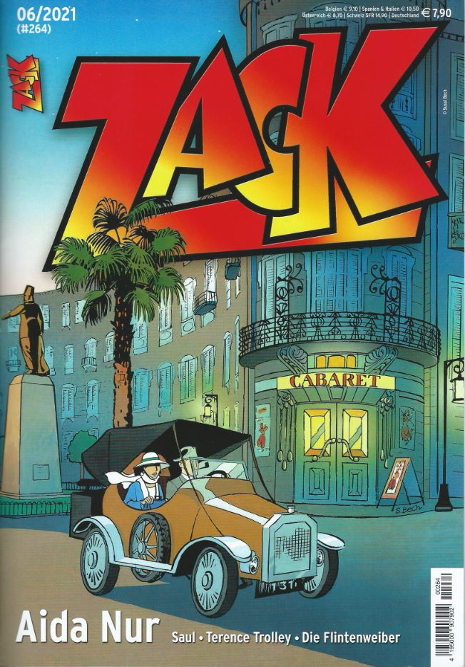 Cover ZACK 264