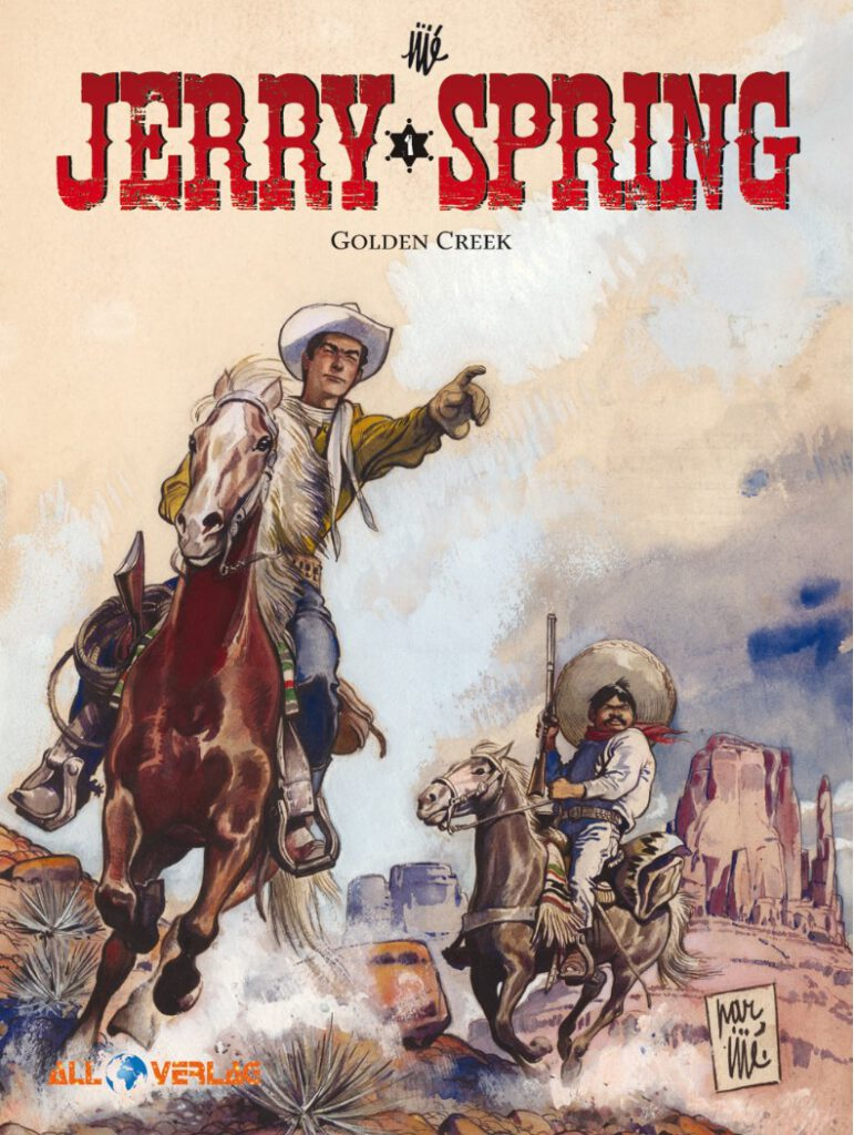 Cover Jerry Spring 1
