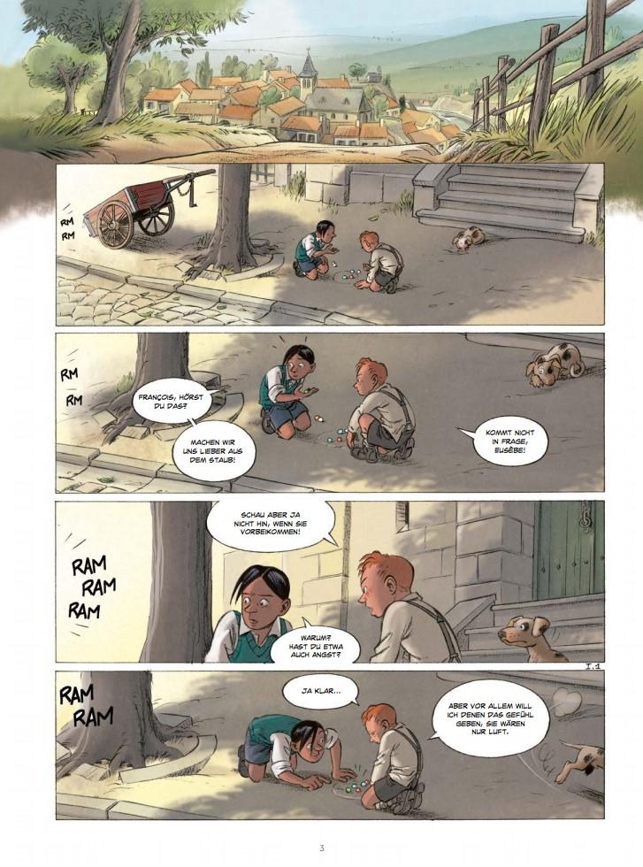 Kinder der Resistance Band 1 page 3