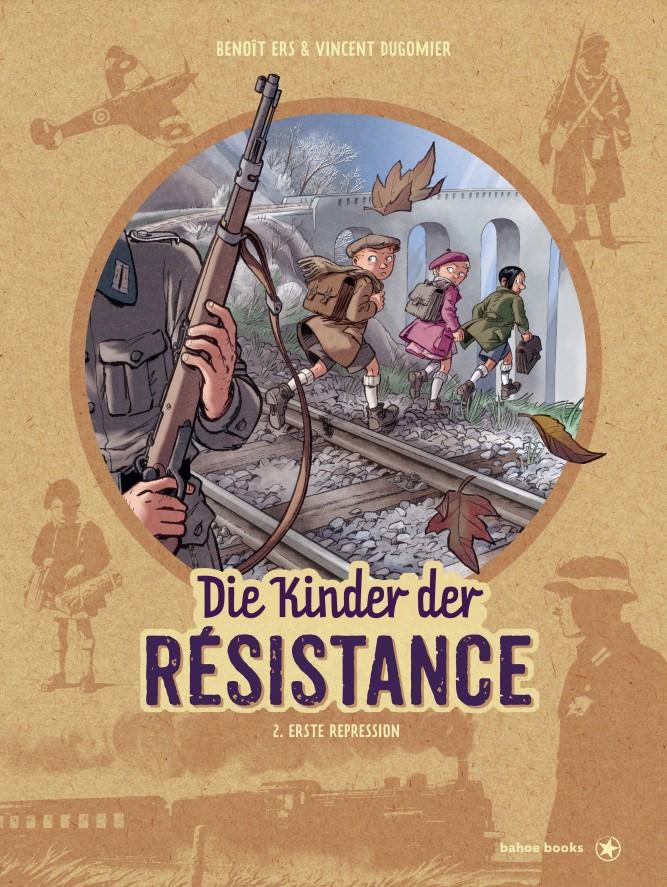 Dugomir/Ers - Kinder der Resistance 2 Cover
