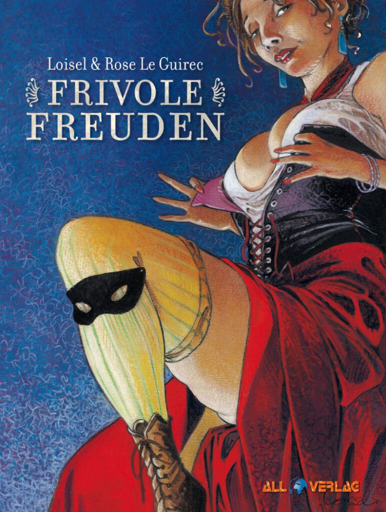 Cover Loisel/Le Guirec Frivole Freuden